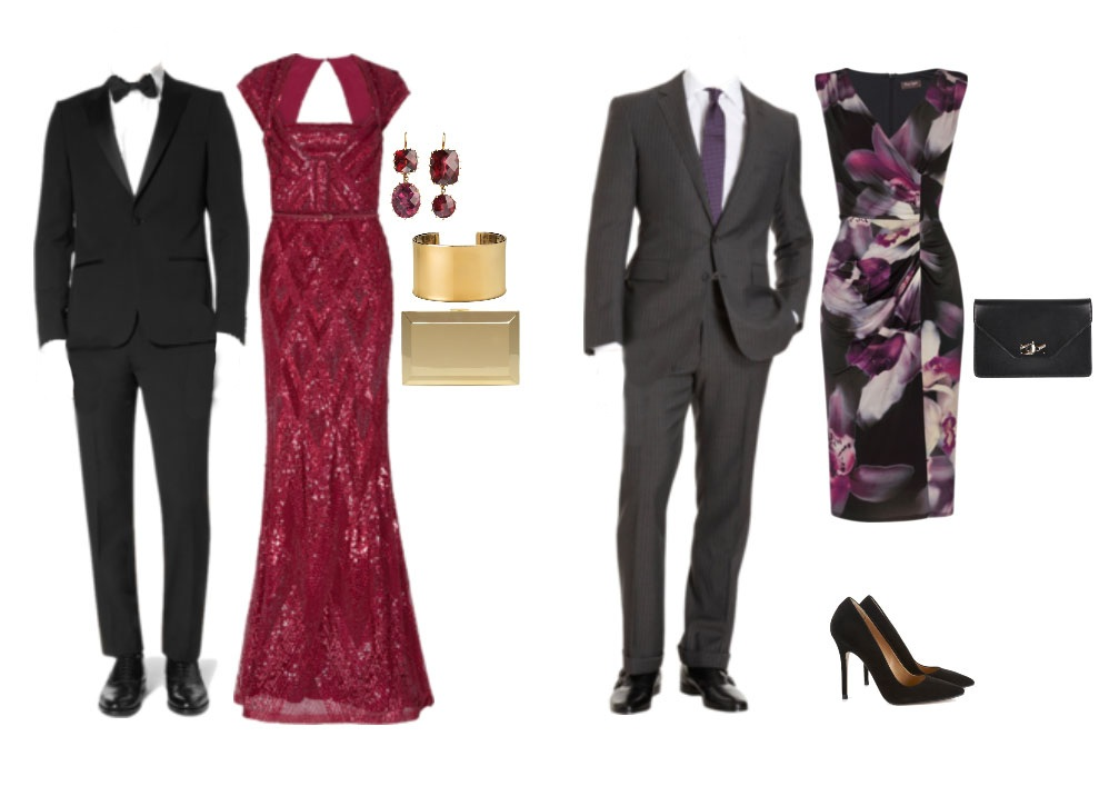 Model Black Tie Optional  This Dress Code Is Similar To Cocktail Attire, But Includes Bolder Colors And More Playful Accessories For Men A Suit With A Bright, Colorful Tie Paired With A Coordinating Pocket Square And Cool Accessories